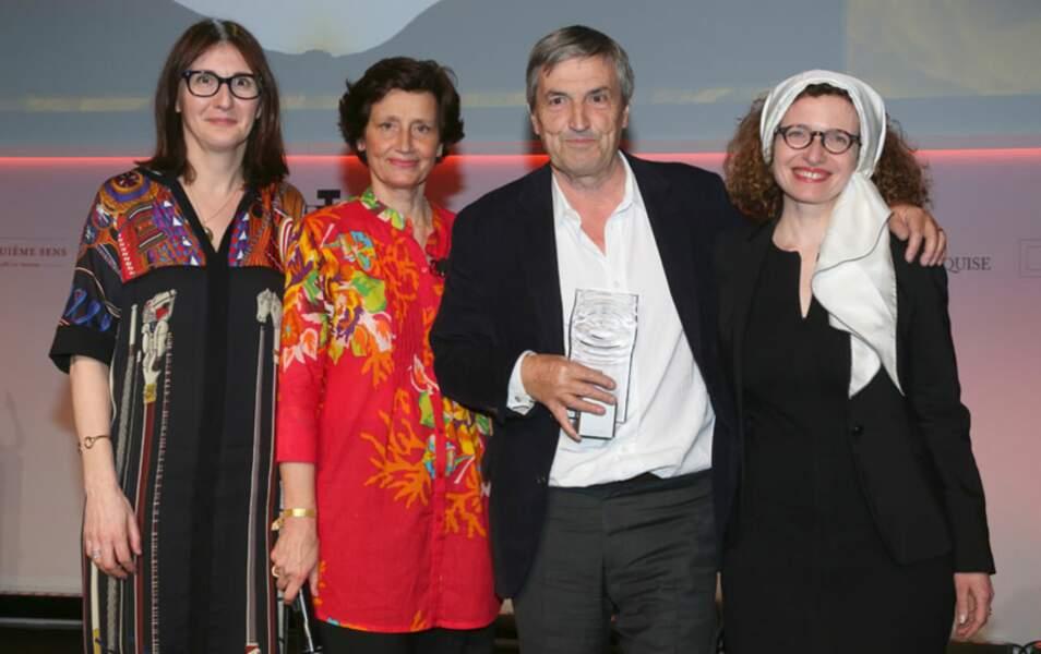 Delphine Derome, Sabine Chabbert, Jean-Claude Ellena, Corinne Perez pour Jour d'Hermès