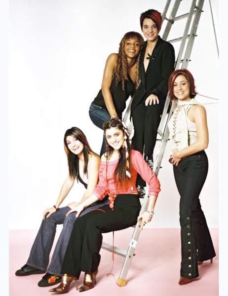 En  2001, les L5 viennent de remporter Popstars
