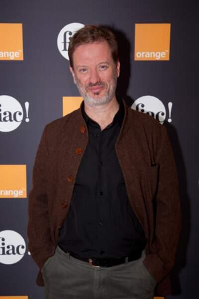 Alexis Jenni, le prix Goncourt 2011, est passé faire un tour.