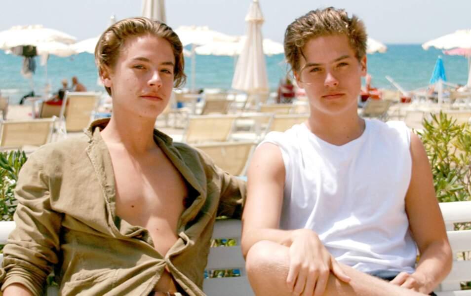 Qui était joué par les jumeaux Dylan et Cole Sprouse