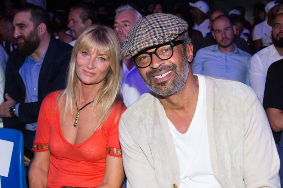 Noah et Isabelle Camus, sa femme