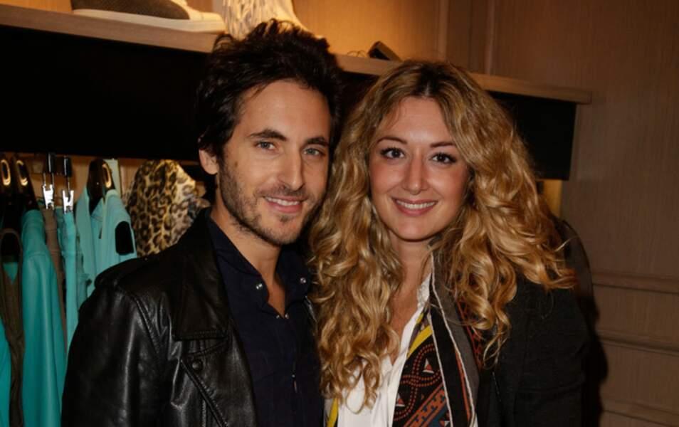 Mickael Miro et sa charmante compagne