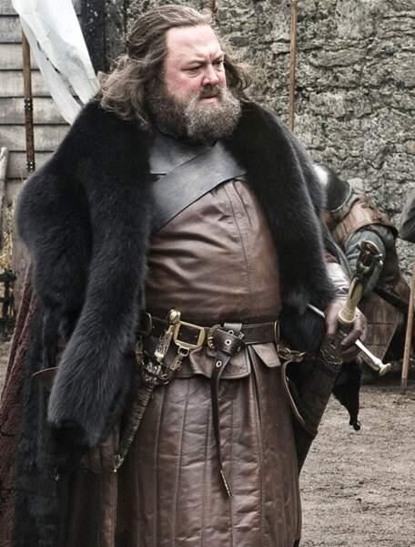 Il jouait le roi Robert Baratheon