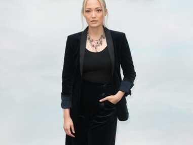Défilé Chanel : Vanessa Paradis, première sortie de jeune mariée avec Lily-Rose Depp