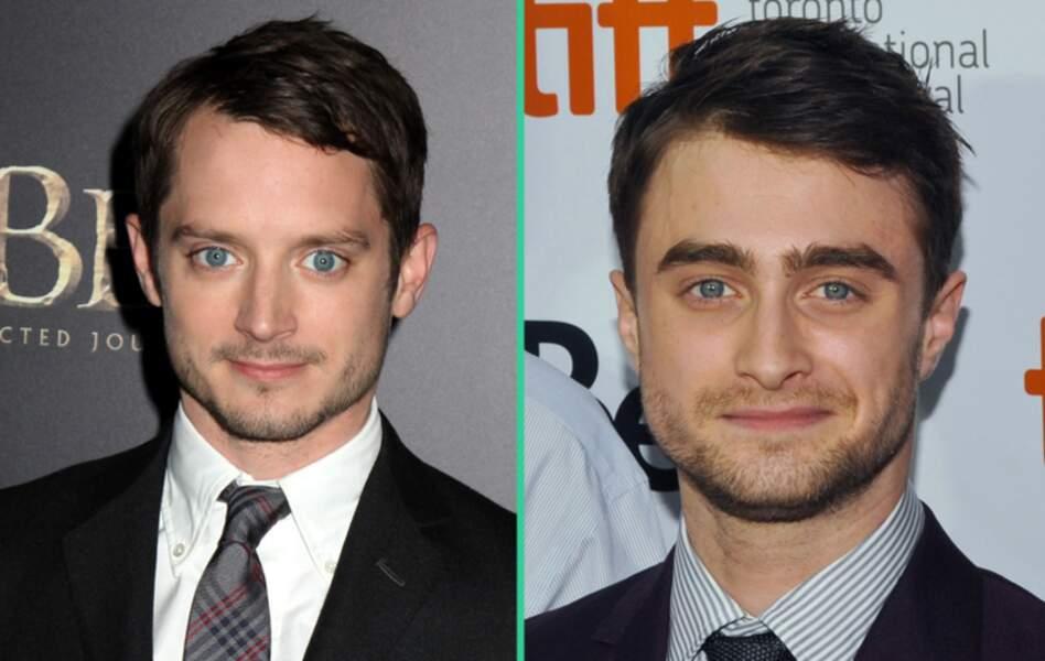Elijah Wood et Daniel Radcliffe