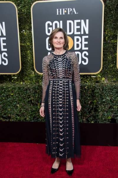 76ème cérémonie des Golden Globes : Deborah Davis