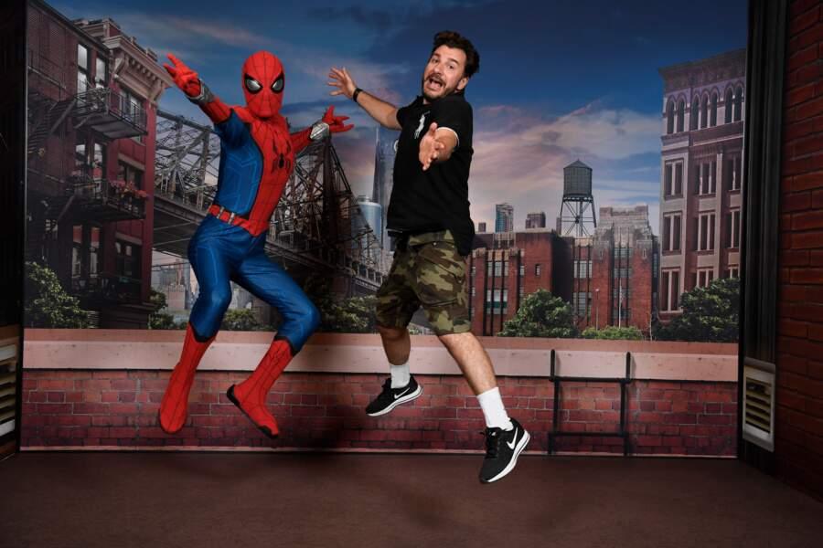 Eté Marvel Disneyland Paris - Michael Youn
