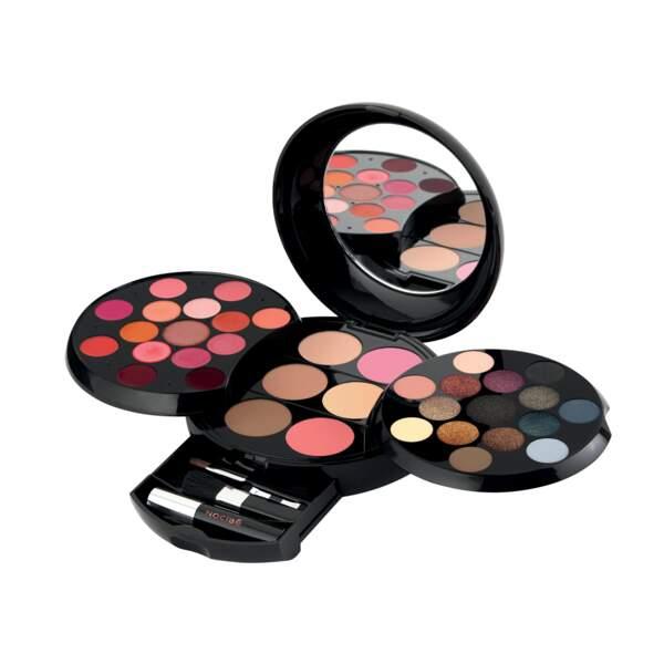 Mini palette de maquillage. Nocibé, 12,95 €