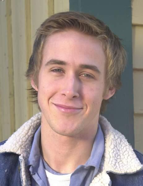 Ryan Gosling, quand il n'était pas le fantasme de toutes les filles de la planète.