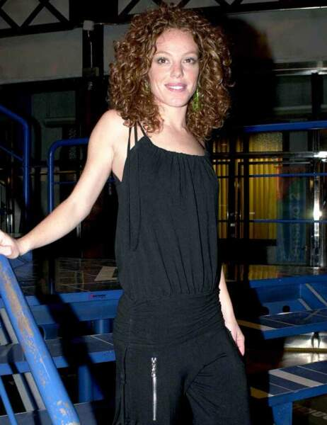 Silvia Marty en 2004