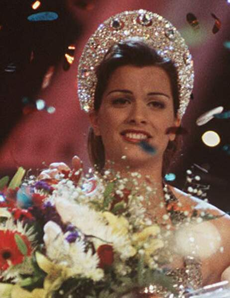 Miss France 1995: Mélody Vilbert