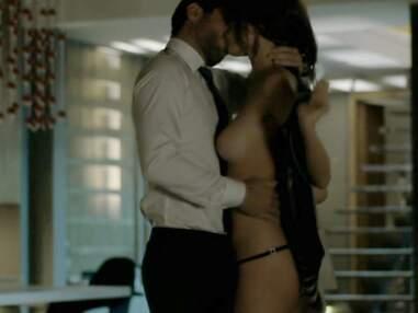 Alessandra Ambrosio très hot dans une telenovela brésilienne