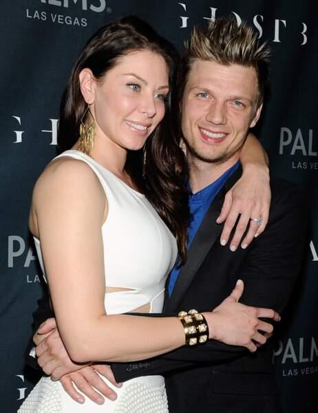 Nick Carter et Lauren Kitt