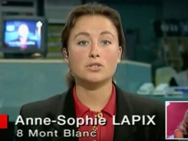 Anne-Sophie Lapix : retour sur l'évolution look de la nouvelle présentatrice du 20h de France 2