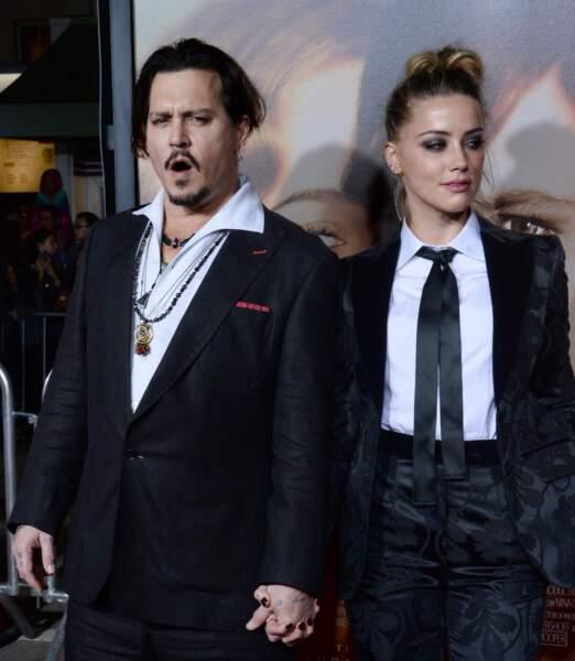 Johnny Depp commence à fatiguer...