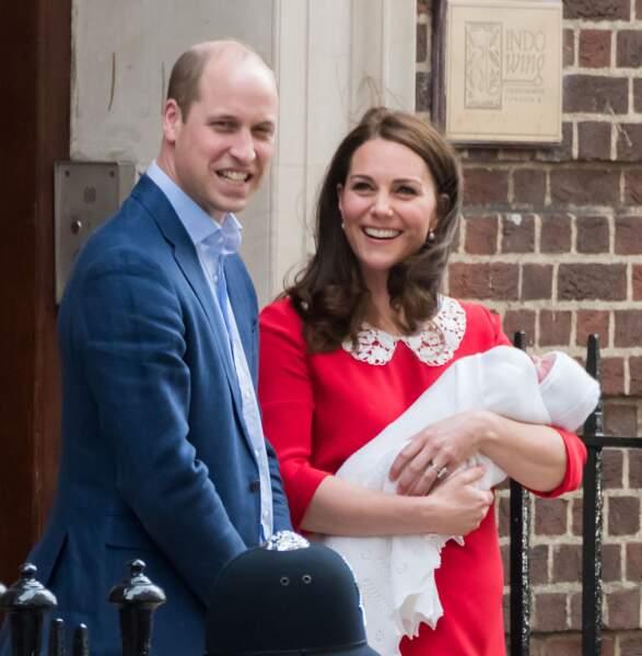 Kate Middleton et le prince William s'étaient rencontrés en 2001