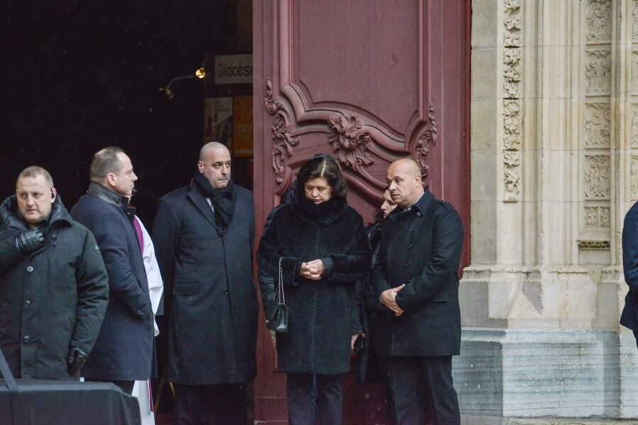 Françoise Bernachon et Jerôme Bocuse, les deux enfants de Paul Bocuse