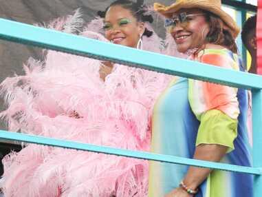 VOICI Rihanna met le feu au carnaval de la Barbade !