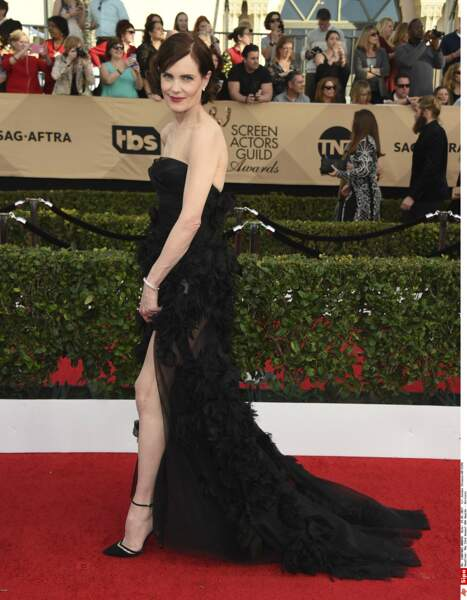 SAG Awards 2017 : Elizabeth McGovern
