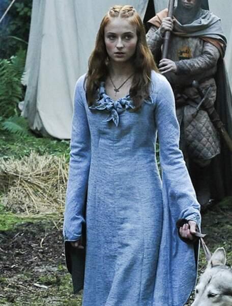 … Sansa Stark…