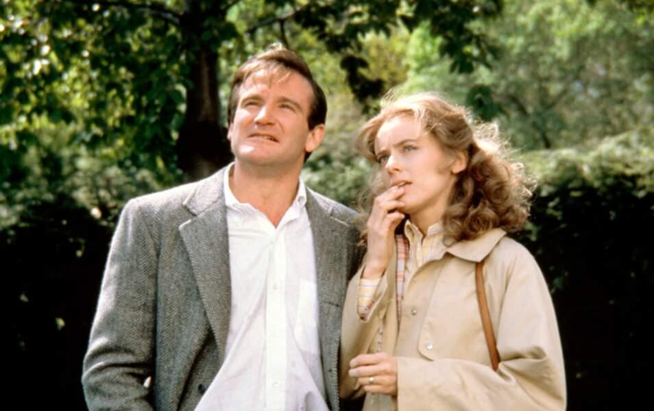 1982, il incarne le rôle titre du film Le Monde selon Garp de George Roy Hill, d'après le roman de John Irving