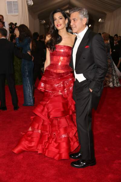 Monsieur et Madame Clooney
