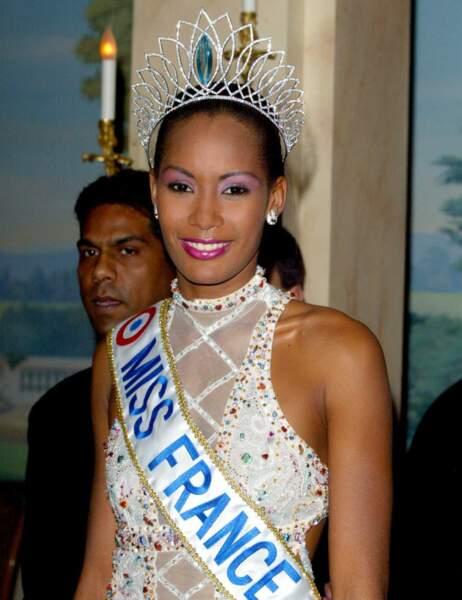 Miss France 2003: Corinne Coman