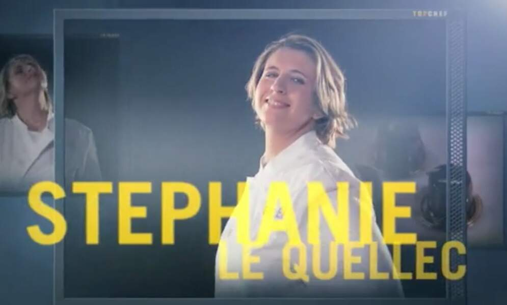 Stéphanie Le Quellec a gagné Top Chef en 2011