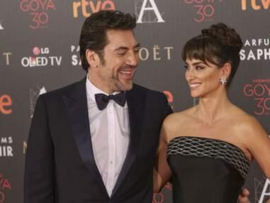 Penélope Cruz et Javier Bardem amoureux, Juliette Binoche très décolletée aux Goya Awards