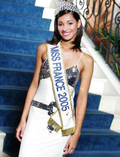 Miss France 2005: Cindy Fabre