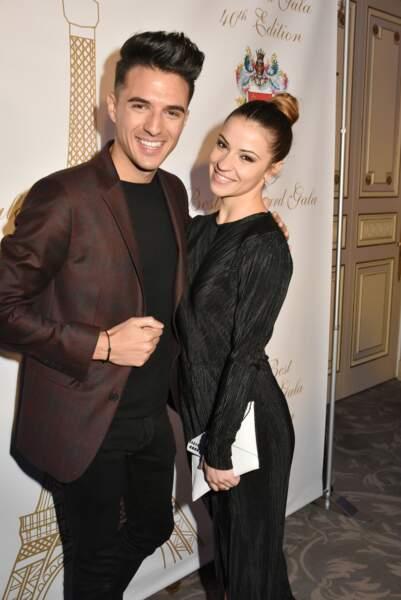 40ème Best Awards : Ludovic Baron et Denitsa Ikonomova très complices
