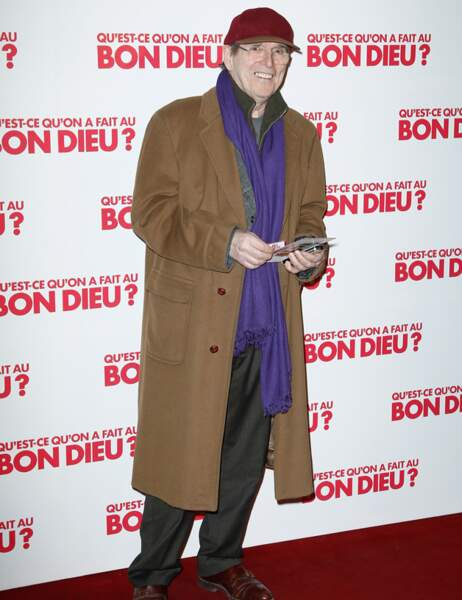 Le réalisateur Jean-Marie Poiré