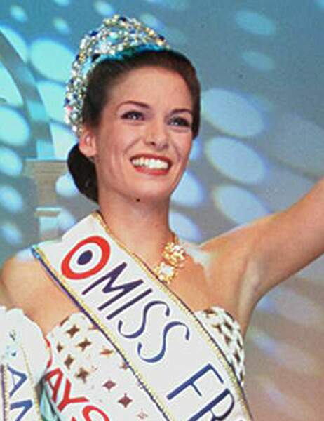 Miss France 1996: Laure Belleville