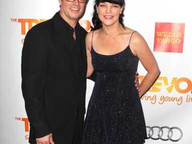 Pauley Perrette et son fiancé Thomas Arklie