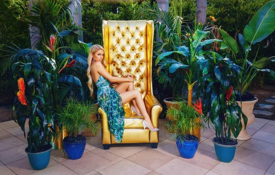 Exclu Voici : Paris Hilton lance une collection avec Boohoo