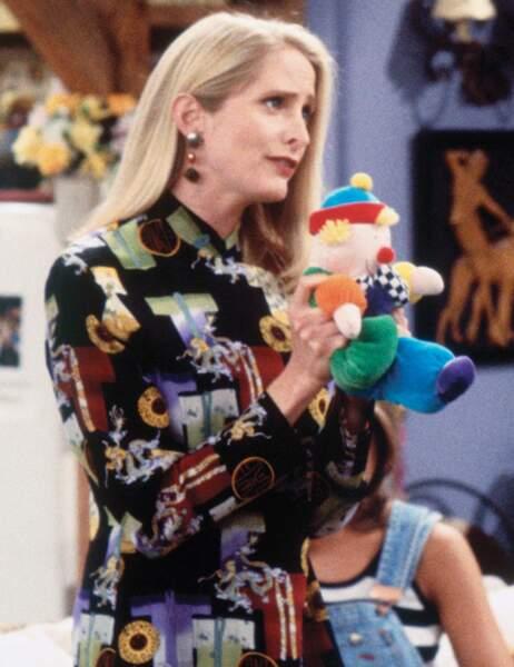 La première femme de Ross est Carol Willick