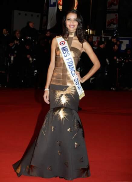 Flora Coquerel, notre belle Miss France