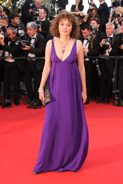 Festival de Cannes 2017 : Violeria Golino