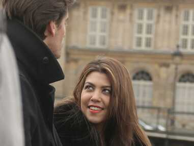 Kourtney Kardashian, Scott Disick et leur fils Mason à Paris