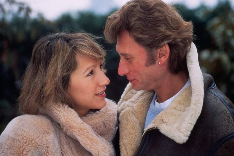 1982 : Nathalie Baye et Johnny Hallyday craquent l'un pour l'autre