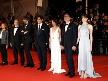 Festival de Cannes 2017 : Bérénice Bejo très sexy dans sa robe MEGA décolletée