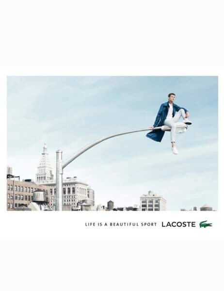 Life is a beautiful sport, campagne 2014