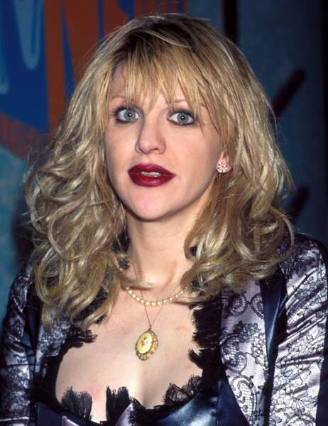 Etrangement, Courtney Love vieillit...