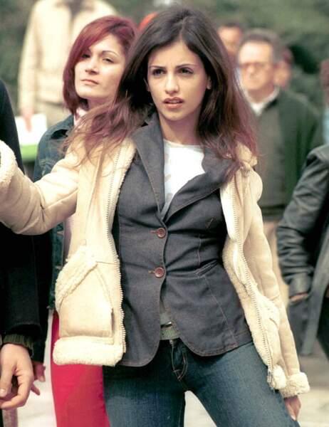 Monica Cruz en 2004