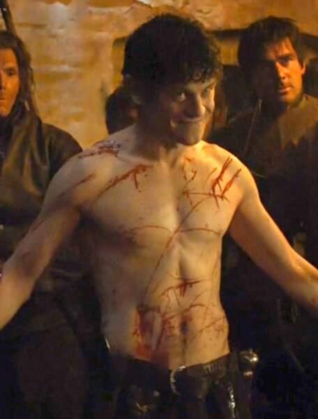 ... le très dérangé Ramsay Snow, le fils de Lord Bolton