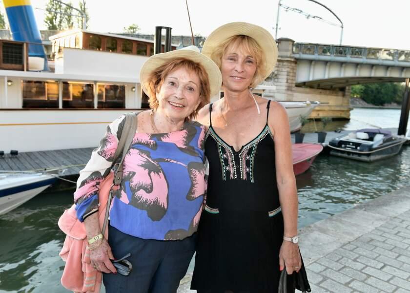 Marion Game et sa fille Virginie Ledieu