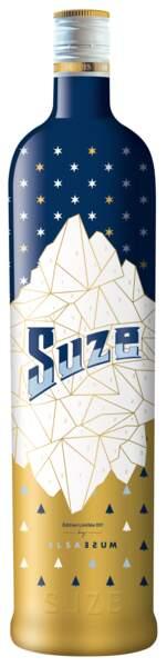 Suze. Edition 2016 désignée par Elsa Muse, 7,50€, Suze en exclusivité chez Monoprix.