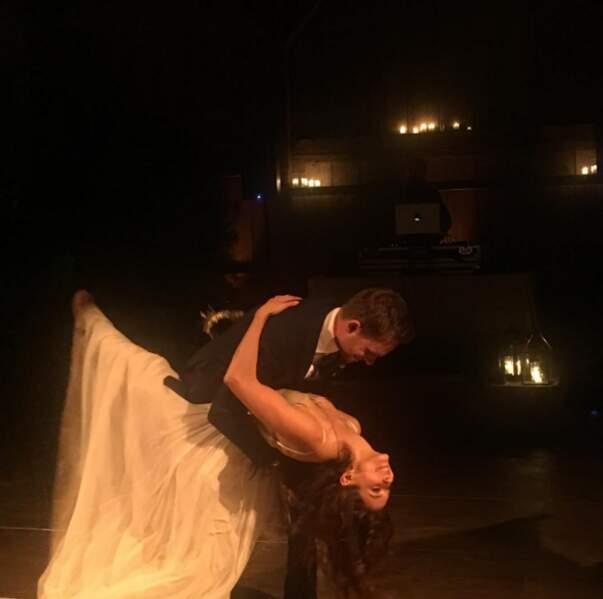 Mariage de Troian Bellisario : une performance de qualiteyyyyyy