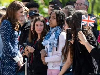 VOICI Kate Middleton enceinte de son quatrième enfant ?