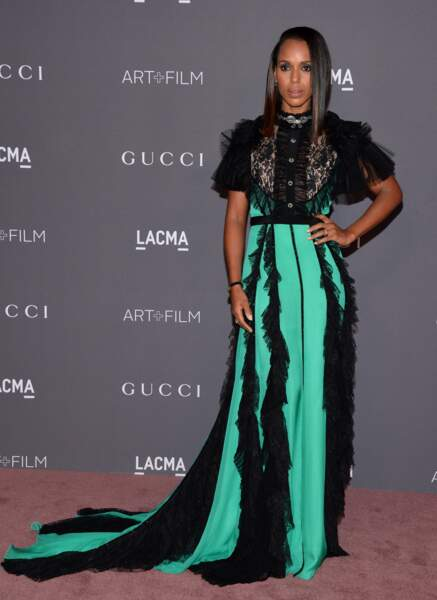 Kerry Washington 2017 LACMA Art + Film Gala - LA